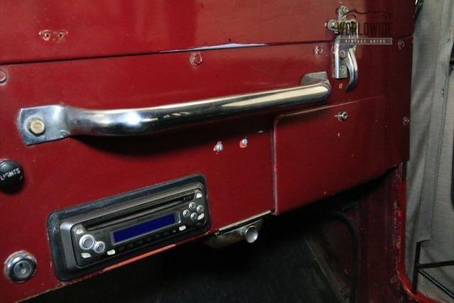 1963 Willys Cj3