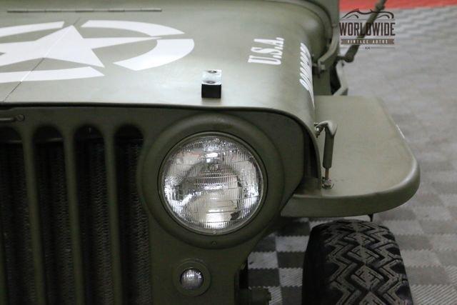 1948 Willys Cj2A