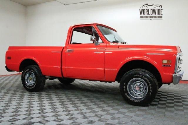 1969 Chevrolet K10