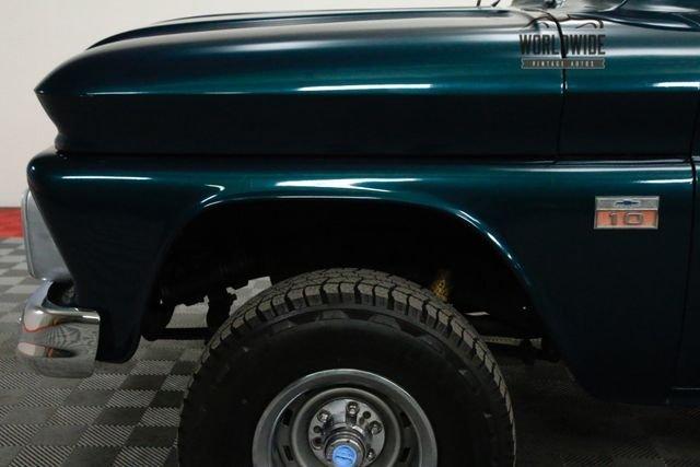 1966 Chevrolet K10