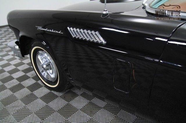 1957 Ford Thunderbird 44,000 Original Miles, 312Ci V8