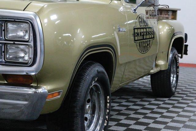 1979 Dodge Lil Gold Nugget