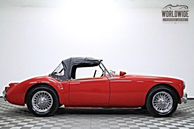 1959 MG Mga 1600 Mk I