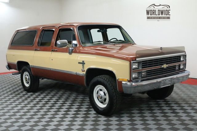 1983 Chevrolet Sububan