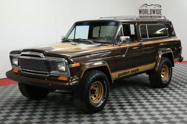 1979 Jeep Cherokee