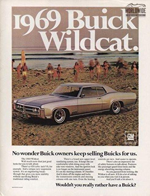 1969 Buick Wildcat Custom