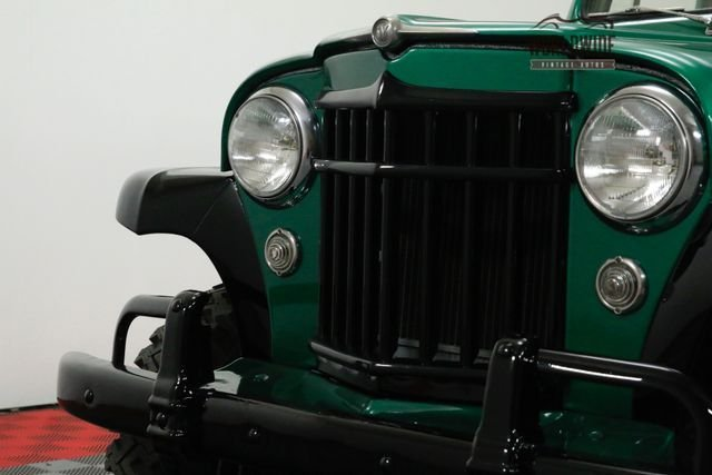 1956 Willys Pickup