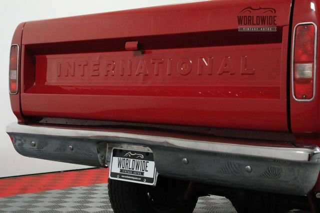 1972 International Scout