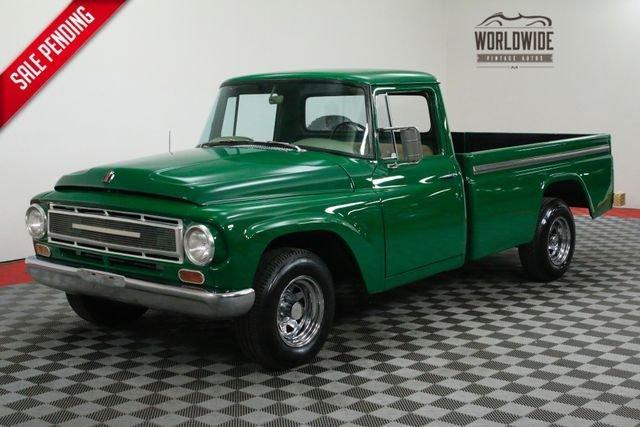 1967 international pickup