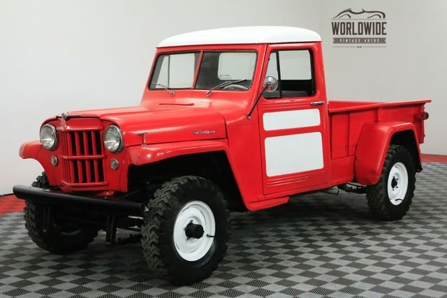 1955 Willys Pickup