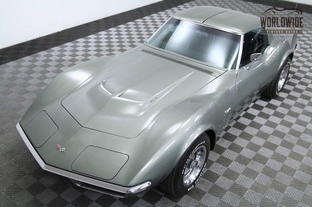 1971 Chevrolet Corvette All Original #S Matching 454