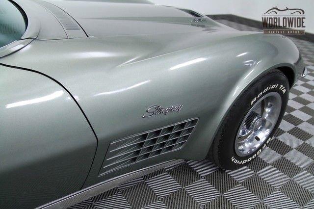 1971 Chevrolet Corvette All Original #S Matching 454