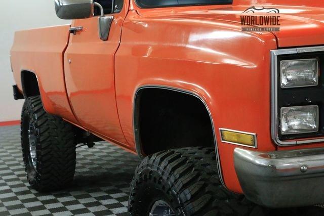 1986 Chevrolet Pickup