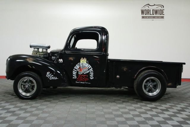 1946 Ford Willys