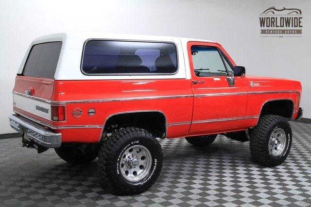 1976 Chevrolet K5