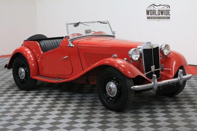 1952 MG Mgtd