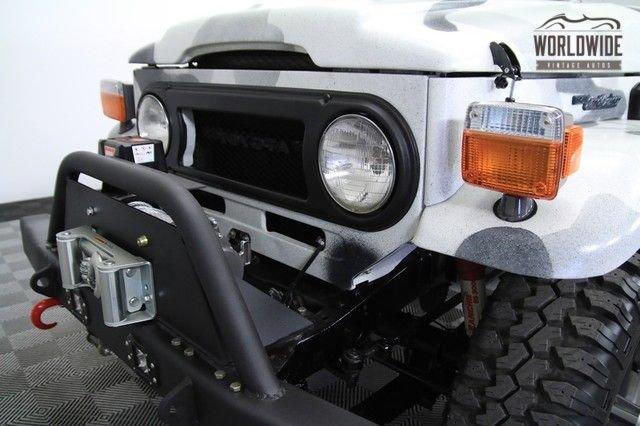 1976 Toyota Landcruiser Fj40