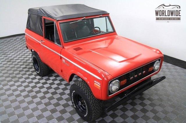 1970 Ford Bronco Sport 4X4