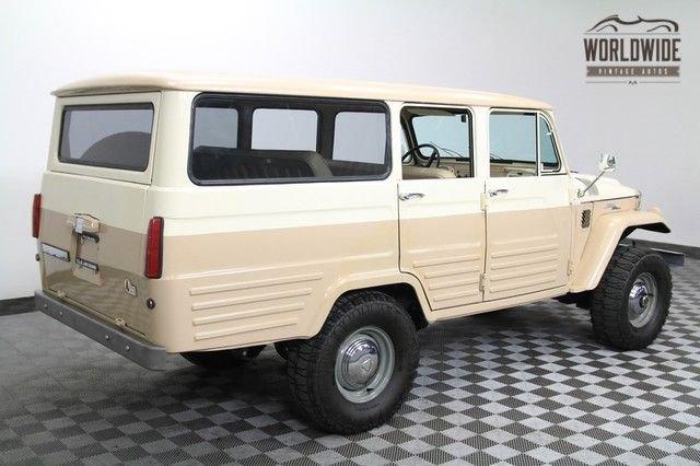 1967 Toyota Fj45Lv Landcruiser