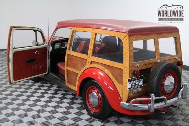1940 Ford Woody (Woodie)