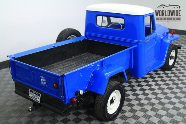 1952 Jeep Willys Pickup