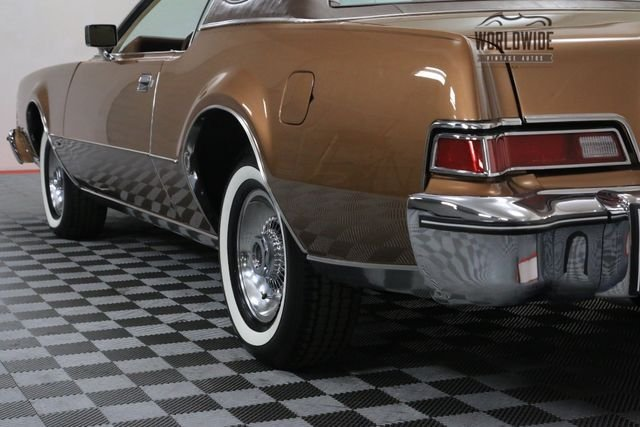 1975 Lincoln Continental Mark Iv