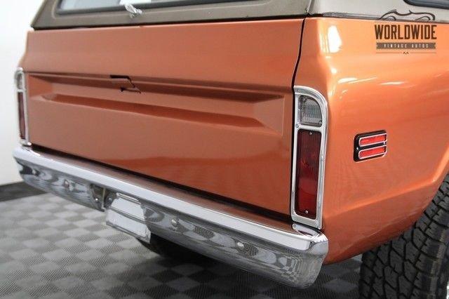 1971 Chevrolet Blazer