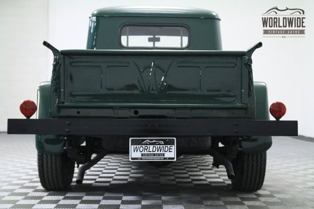 1953 Jeep Willys