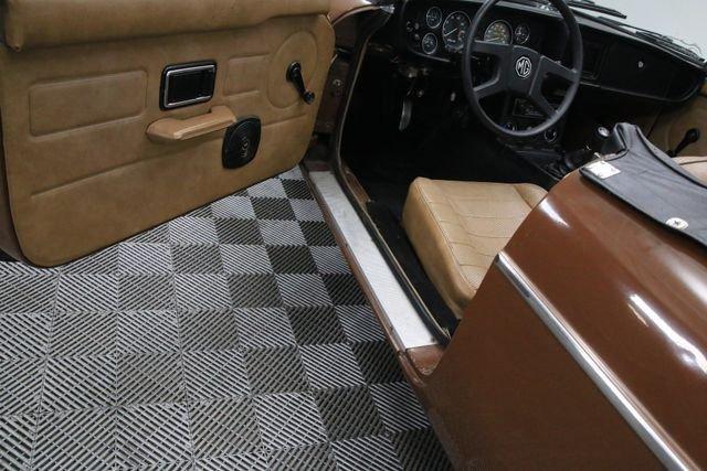 1979 MG B
