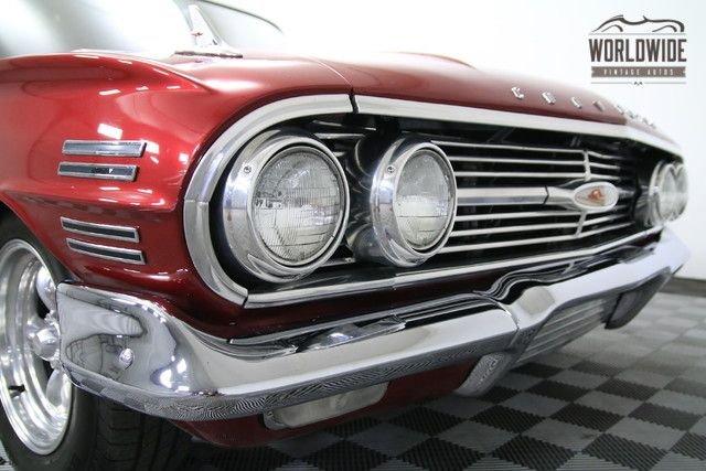 1960 Chevrolet Brookwood Nomad Wagon (Vip) Very Rare