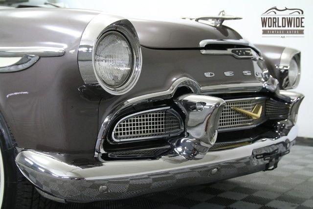 1956 Desoto Firedome Wagon (Vip) Hemi V8 330Ci  Rare! Stunning Restoration! Original Miles