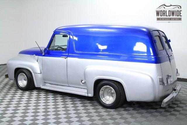 1955 Ford Panel Van