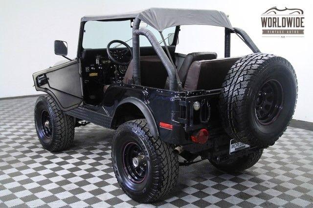 1975 Jeep Cj 5