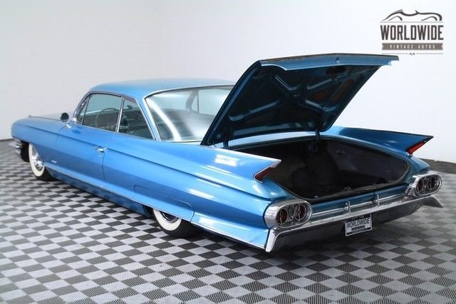 1961 Cadillac Series 62 Bubble Top