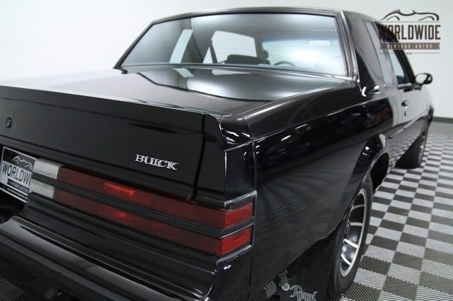 1985 Buick Regal Grand National
