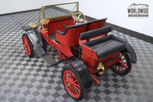 1911 Maxwell Touring