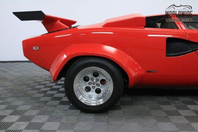 1984 Lamborghini Countach