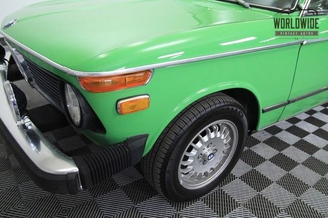 1976 BMW 2002 Coupe