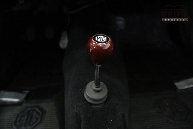 1961 MG Mga 1600 Mk1 Convertible