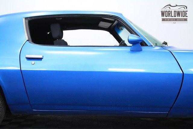 1973 Chevrolet Camaro Rs Z28