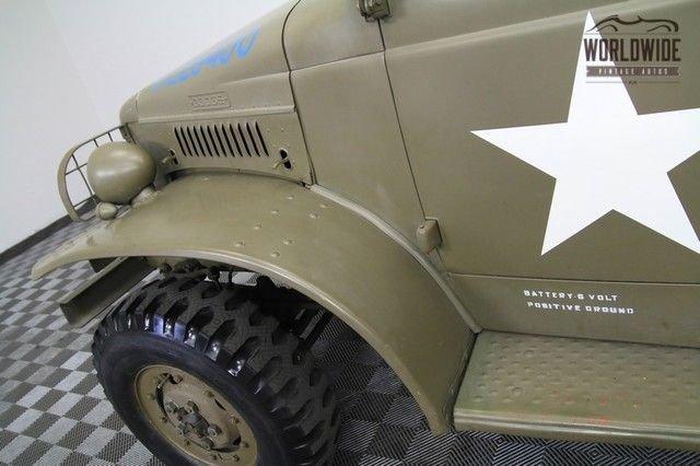 1941 Dodge Power Wagon Wc-12