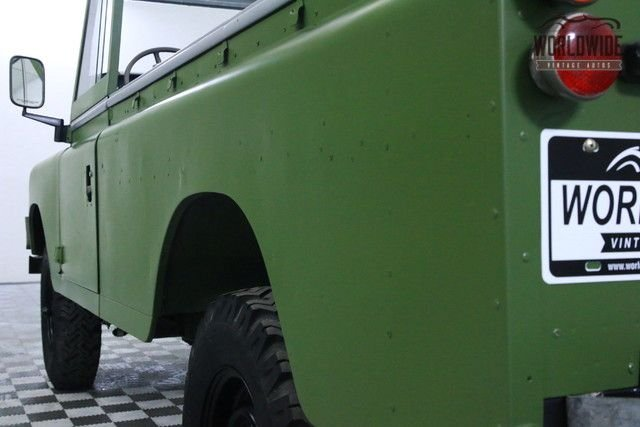 1978 Landrover Series Iii