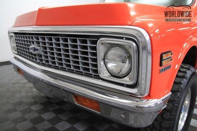 1972 Chevrolet Blazer K5 Cst 350 5.7L V8