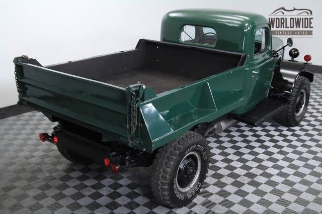 1947 Dodge Power Wagon