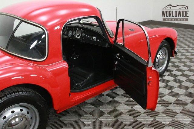 1956 MG MGA
