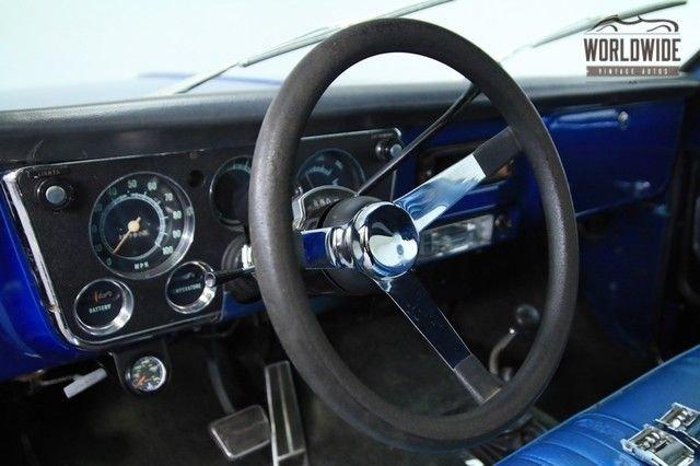 1968 Chevrolet K10 4X4