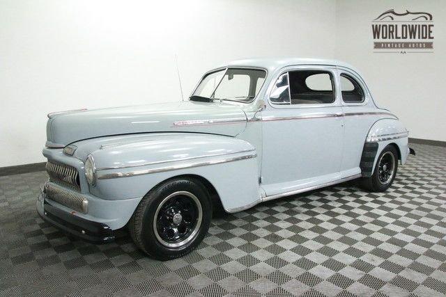 1948 Mercury Coupe