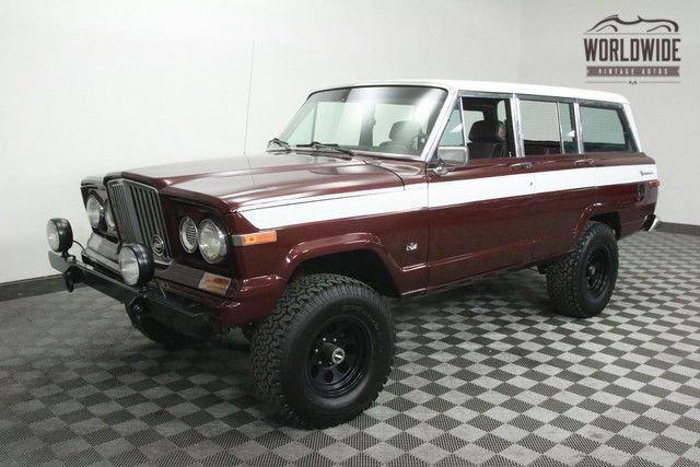 1988 jeep grand wagoneer worldwide vintage autos 1988 jeep grand wagoneer worldwide