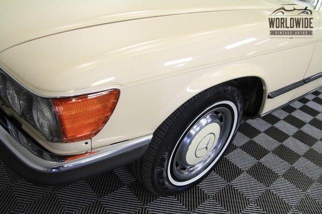 1973 Mercedes 450Sl Original V8 Convertible Classic