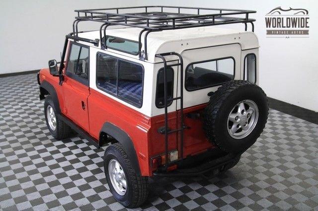 1994 Land Rover Defender 90 D90
